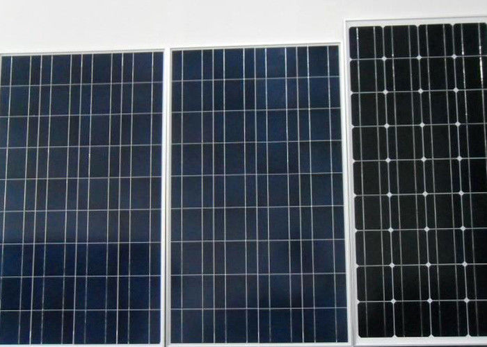 5400 Pa Stock Poly Solar Panel MC 4 / IP 67 OEM Acceptable For Factory