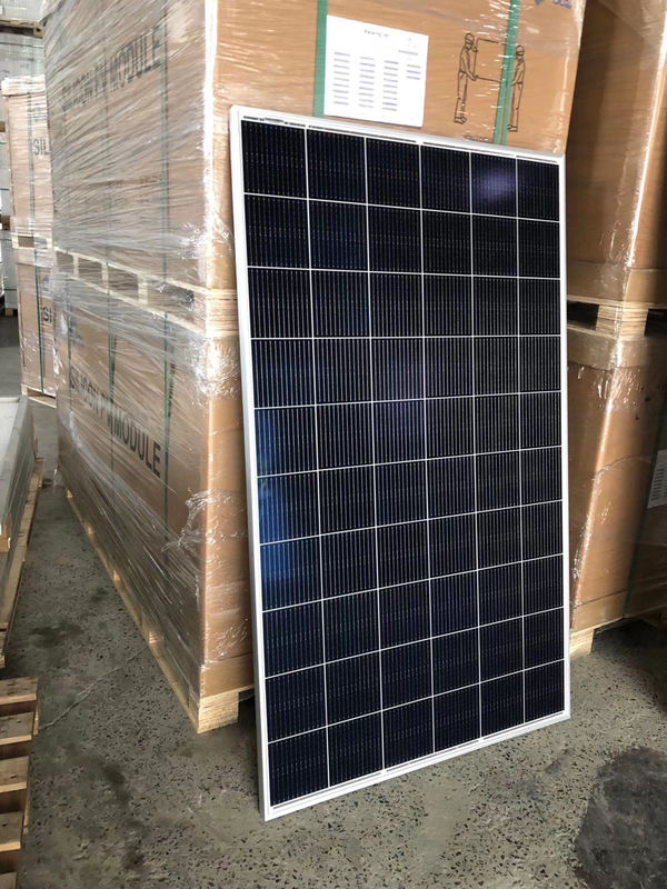 Mono Crystalline Solar Cell Panel 310W For Hosehold High Transmission